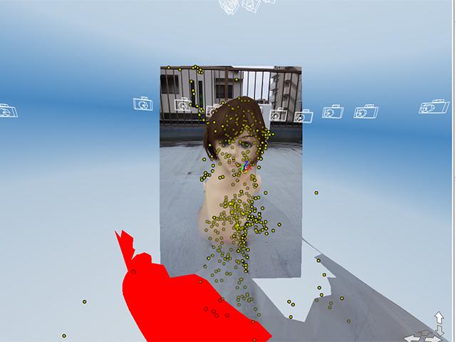 3D化失敗画像