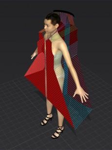 3D服の作り方