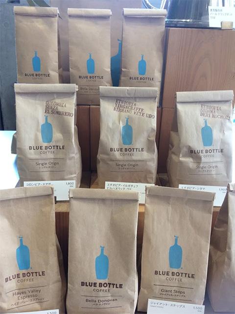 ブルーボトルコーヒー豆