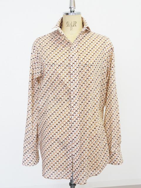 ハンドメイドシャツ