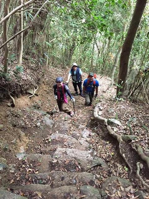 新神戸ハイキング